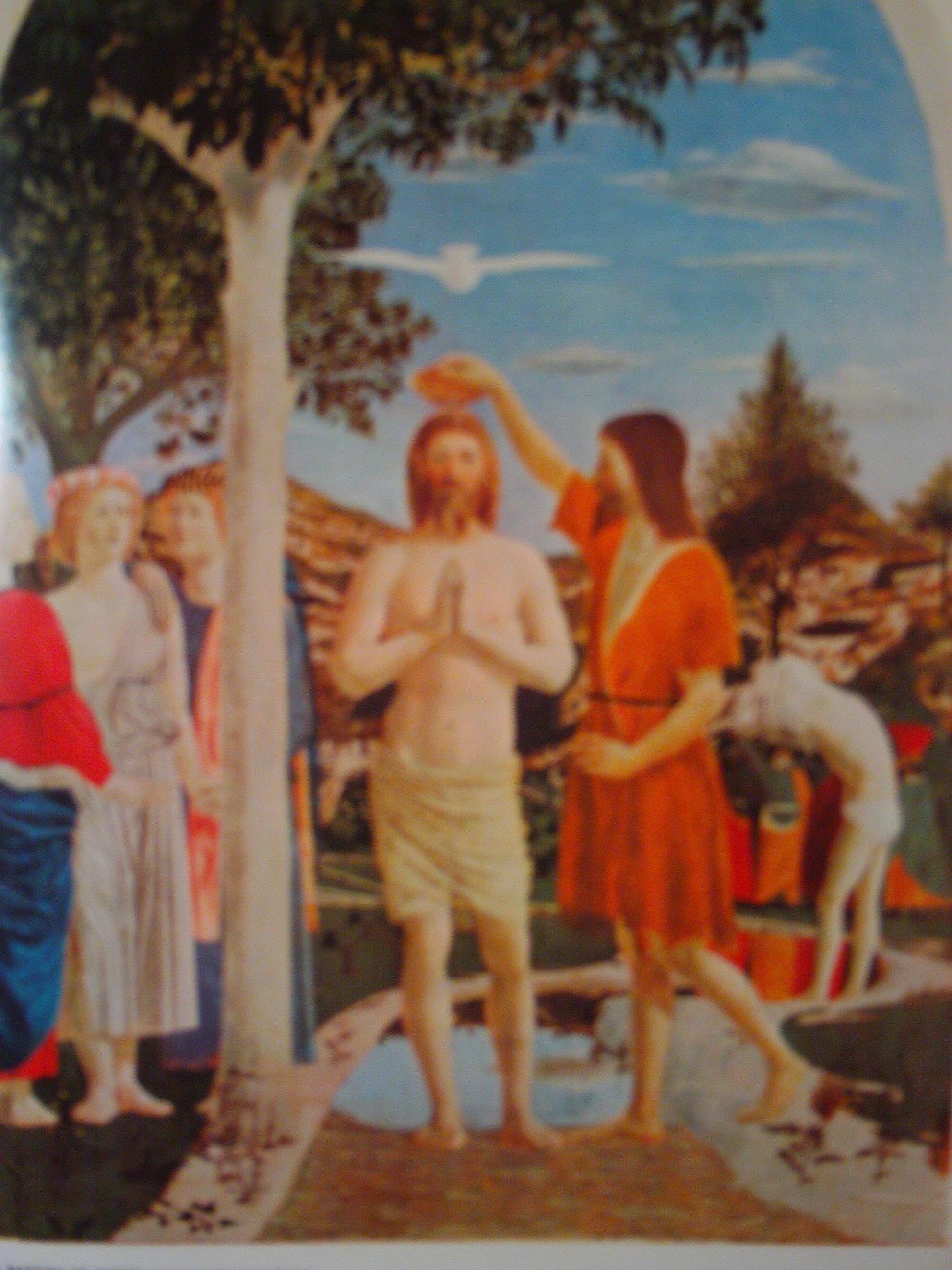 the baptism of christ compline underground