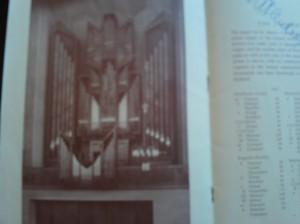Flentrop Organ at St. Mark's