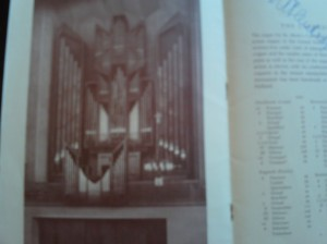 Flentrop Organ at St. Mark's