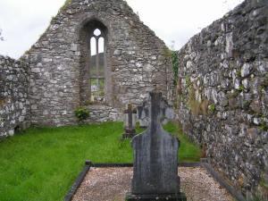 Cemetery at Templedouglas