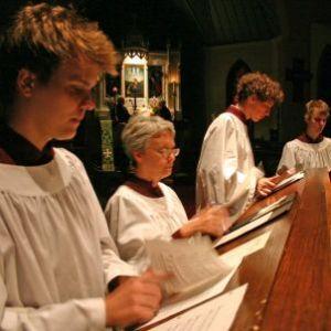 Compline Choir of St. David's, Austin, Texas