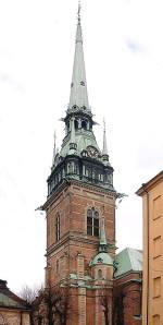 Tysk Church Stockholm