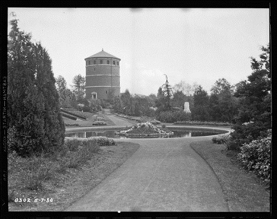 Volunteer Park, 1930