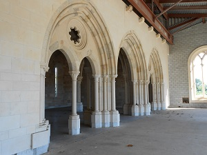 Chapter House interior