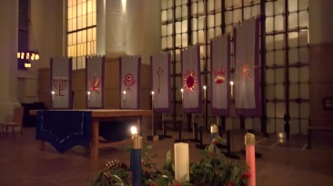 After Compline, First Sunday of Advent 2016