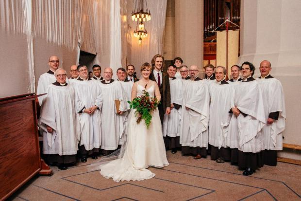 Tyler-Rebekah Wedding