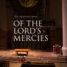 CD cover - Of the Lord's Mercies