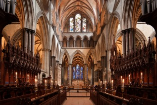 Salisbury Cath interior