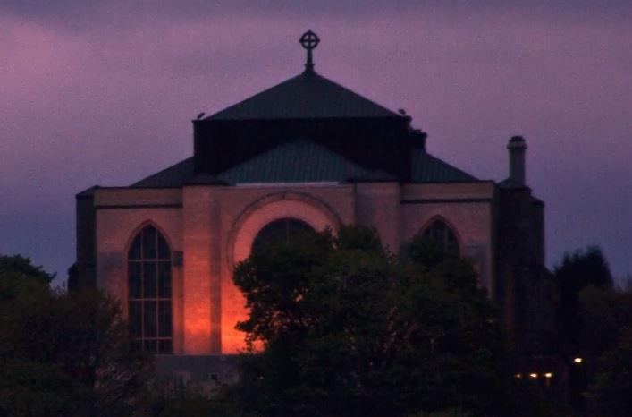 St Mark's Twilight