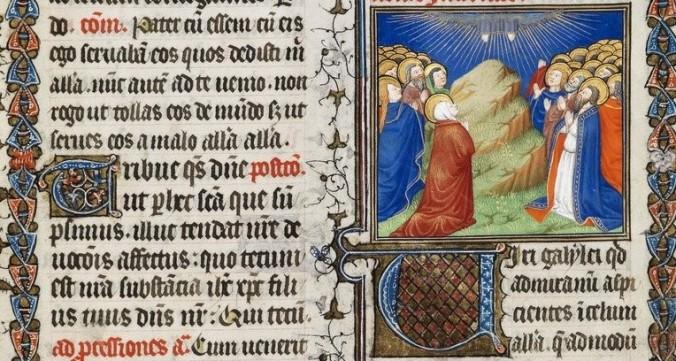 Paris Missal Ascension