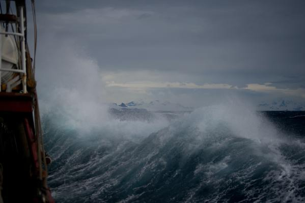 Stormy Waters 06-20-2021