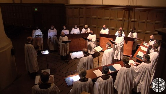 Compline Choir 08-08-2021
